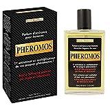 Pheromos - Perfume para hombre activador de feromonas, Booster de libido - Excita a la mujer - Afrrodisíaco potente para hombres