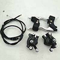 47 cc 49 cc Mini Moto Dirt Pit Bike Minimoto Pinza de freno Kit de palanca