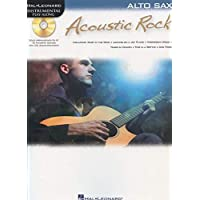 Acoustic Rock: Instrumental Play-Along for Alto Sax