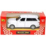 1:32 DIE-CAST Pull Back Car(2 Style 4 Colour Mixed) White
