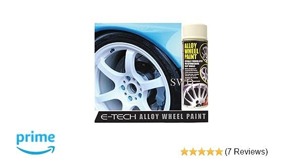 Tire Brush 11 L White