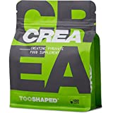Creatine Capsules - Creatine pyruvate - For athletes in weight training. 120 vegan capsules from TOOSHAPED