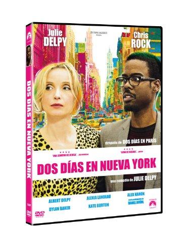 Dos Días En Nueva York (Import Dvd) (2013) Julie Delpy; Chris Rock; Kate Burto