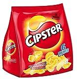Mondelez 'Cipster Kartoffelchips' unwiderstehlich knusprig, 6x 22 g
