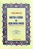 Kuran-i Kerim/Cep Boy Ciltli. Koran (Taschenformat): Arabisch/Türkisch