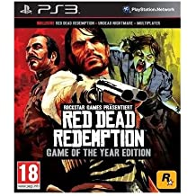 Red Dead Redemption -PEGI- GOTY AT