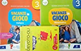 VACANZE IN GIOCO Italiano 3 + VACANZE IN GIOCO Matematica 3 + il Nuovo DEVOTO-OLI JUNIOR