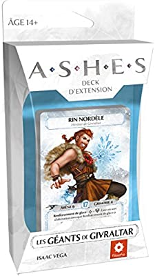 Asmodee Jeux de Cartes - Ashes