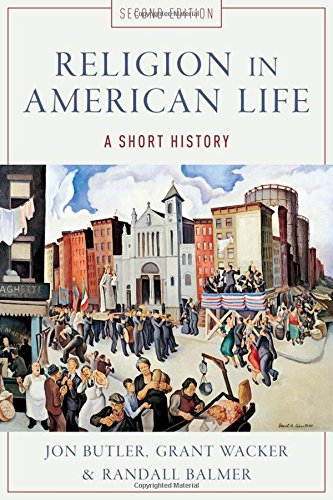Price comparison product image Religion in American Life: A Short History
