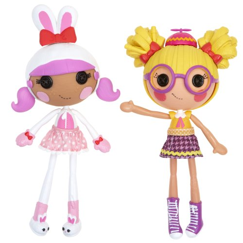 Lalaloopsy Workshop Double Pack–Bunny/Nerd