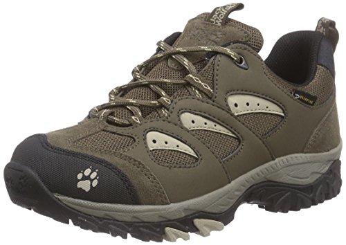 Jack Wolfskin Mtn Tempestade Texapore Caminhadas Senhoras E Sapatos De Caminhada Bege W (sahara 5122)