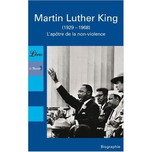 Martin Luther King : L'apôtre de la non-violence de Alain Abellard,Jacques Amalric,Alain Clément ( 6 avril 2006 )