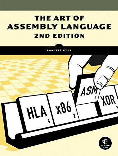 The Art of Assembly Language por Randall Hyde