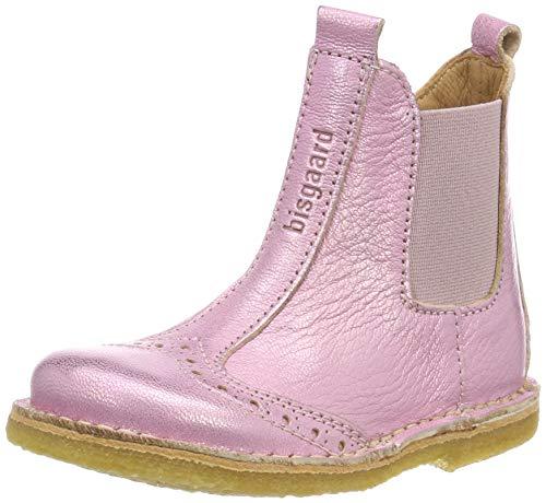 Bisgaard Mädchen 50203.119 Chelsea Boots, Pink (Bubblegum 4007), 29 EU
