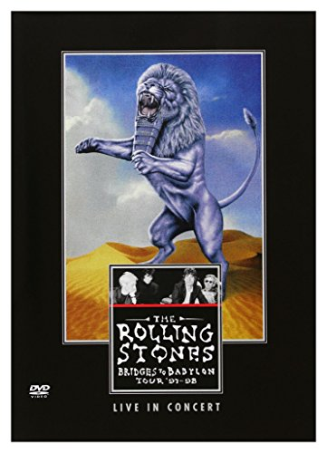 Rolling Stones - Bridges To Babylon [DVD] [Region 2]