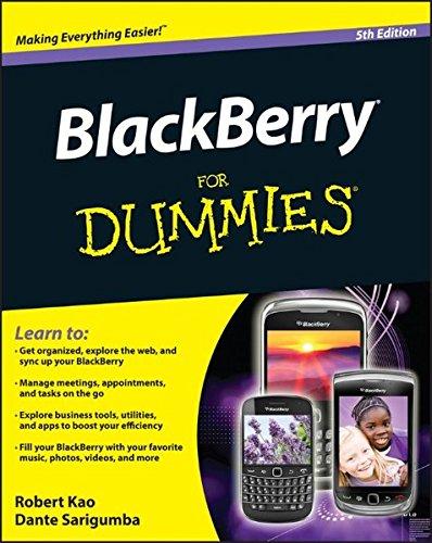 Preisvergleich Produktbild BlackBerry For Dummies