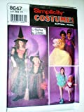 Best Simplicity Costumes - Simplicity Costume Child and Girls Witch, Princess, Fairy Review