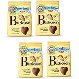 Mulino Bianco Batticuori (350g) - 4 Paquetes de 350 g - [1,