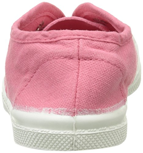 Bensimon Unisex-Kinder Tennis Elly Sneakers Rose (410 Rose)
