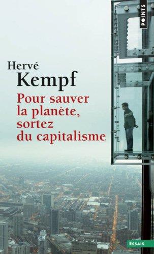 Pour sauver la plante, sortez du capitalisme