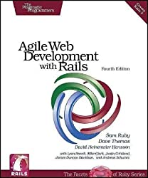 (Agile Web Development with Rails) By Ruby, Sam (Author) Paperback on (04 , 2011)