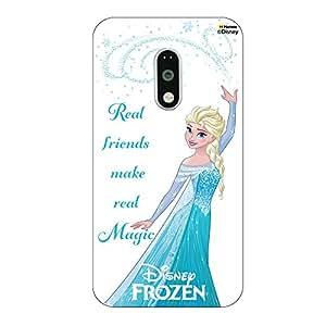 Hamee Marvel Xiaomi Redmi Note 3 Case Cover Disney Princess Frozen ( Snow Bros Pattern )