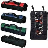 QEES Mehrzweck- Werkzeugtasche mit 37 Taschen Tragbare Tasche für Sets