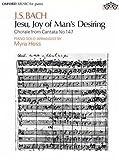 Image de Jesu, Joy of Man's Desiring: Piano solo