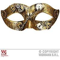 Steampunk Eyemask Steam Punk Victorian Adventurer Fancy Dress Cosplay Accessory