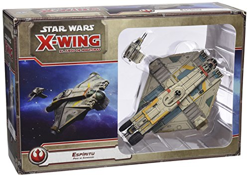 Star Wars: X-Wing - Pack Espíritu, juego de mesa (Edge Entertainment EDGSWX39)