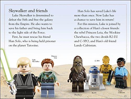 DK Readers L3: Lego Star Wars: Return of the Jedi (Dk Readers. Lego)