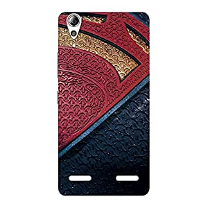 Cute Day suit Multicolor Print Back Case Cover for Lenovo A6000 Plus