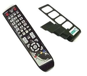 Samsung BD-P1580/XEF pour lecteur DVD Blu-ray & Télécommande authentique et range-télécommande en métal