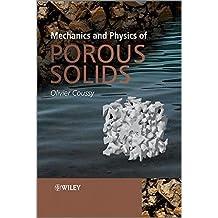 Mechanics and Physics of Porous Solids