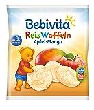 Bebivita Reiswaffel Apfel-Mango, 35 g