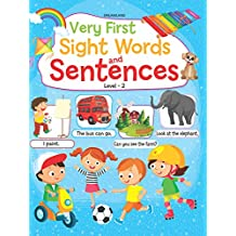 Very First Sight Words Sentences Level - 2