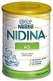 Nestlé Nidina As Dalla Nascita Latte per Lattanti in Polvere - Latta 800 g