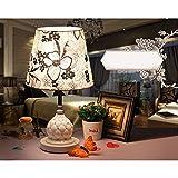 FDA3H / Lampe de Bureau Design de à la Mode européenne, avec Corps en Cristal de...