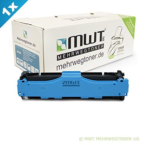 Preisvergleich Produktbild Mehrwegtoner für Canon 718 I-Sensys MF724CDW MF726CDW MF728CDW MF729 CDW CX LBP 7210 MF 8380 8580 CYAN XXL