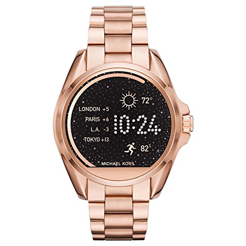 Michael Kors Women's Smartwatch MKT5004