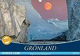 GRÖNLAND Eisfjord und Diskobucht (Wandkalender 2019 DIN A3 quer): Abenteuerliche Expedition durch die arktischen Eiswelten (Monatskalender, 14 Seiten ) (CALVENDO Natur)