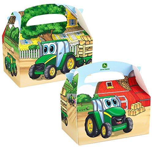 Party-Destination Johnny Traktor Leere Favor Boxes