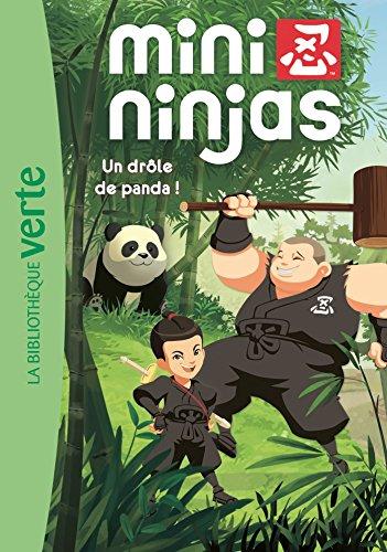 Mini Ninjas 06 - Un drôle de panda !
