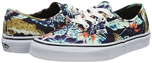 Vans-Authentic-Zapatillas-Mujer-Multicolor-EU-36-US-45