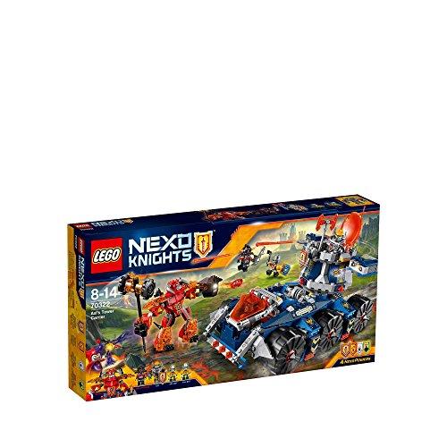 Lego Nexo Knights Axl's Tower Carrier -70322