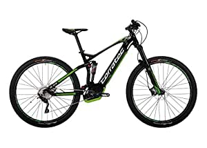 Corratec E-Power RS 150 29 CX 500 Wh E-Bike Fully - BK23274 - Bosch Performance CX Motor mit 75 NM Drehmoment, Größe:46cm