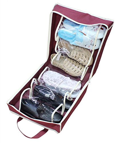 Dreamworld Shoes Storage Organizer Holder Shoe Organiser Box Under Bed Closet by dreamworld