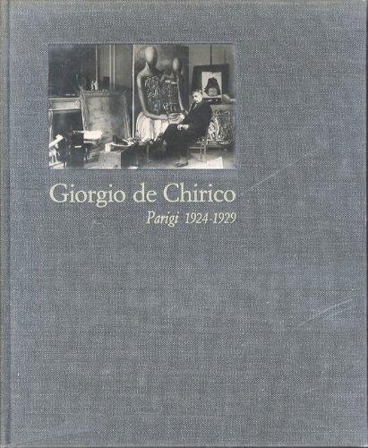 Giorgio de Chirico: Parigi 1924-1929: dalla nascita del surrealismo al crollo di Wall (Archi Wall Art)
