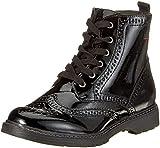 s.Oliver Damen 25465-21 Combat Boots, Schwarz (Black Patent 18), 39 EU
