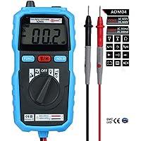 BSIDE ADM04 Mini Digital Auto Range Non-Contact Multimetro Voltage Current Misuratore Tester Diode Tester - Vento Rilevatore